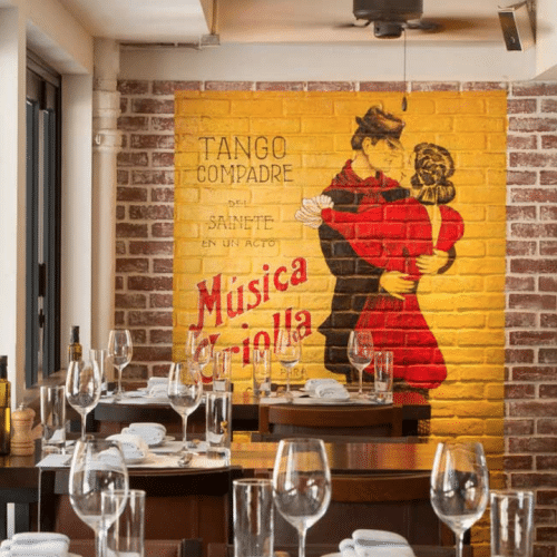 Tango Argentinian Steak House