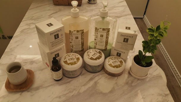 the face spa products