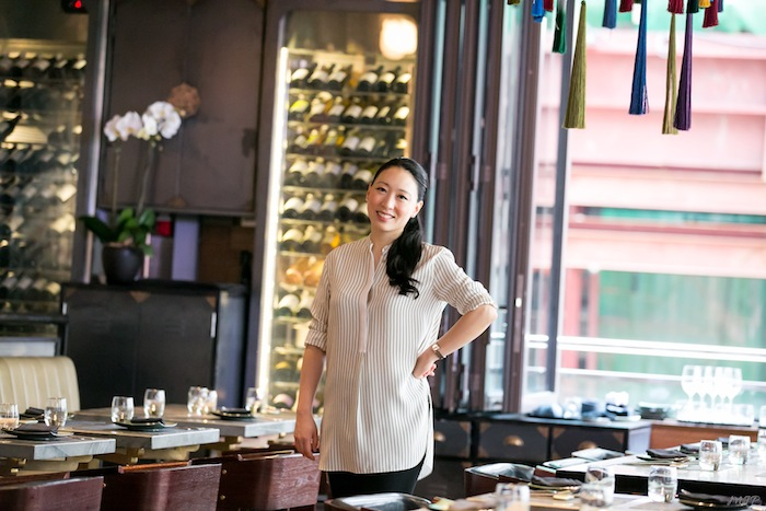 interview with iron chef judy joo