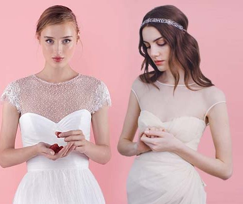 bridal gowns by le ceremonie