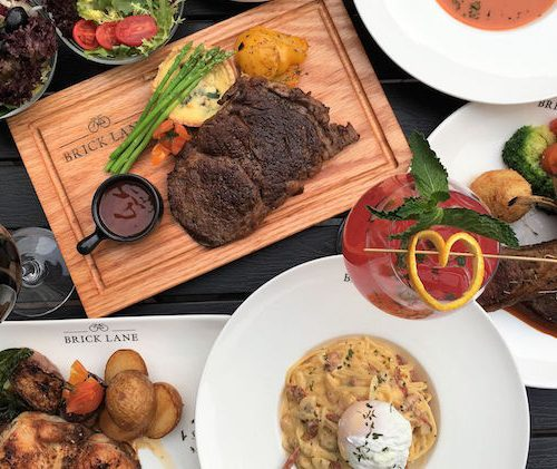 Sassy's 2017 Father's Day Dining Guide