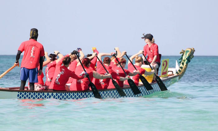 dragon boat race team, sports hong kong