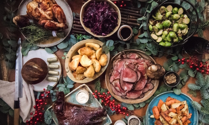 Rhoda Christmas Dining Out Guide