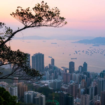 quick hikes in HK - under 2 hours