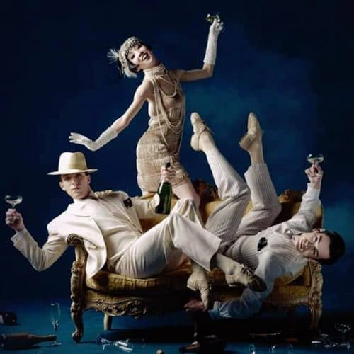 The Hong Kong Ballet Presents: The Great Gatsby