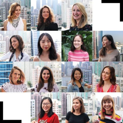 Meet The Team: Sassy Hong Kong