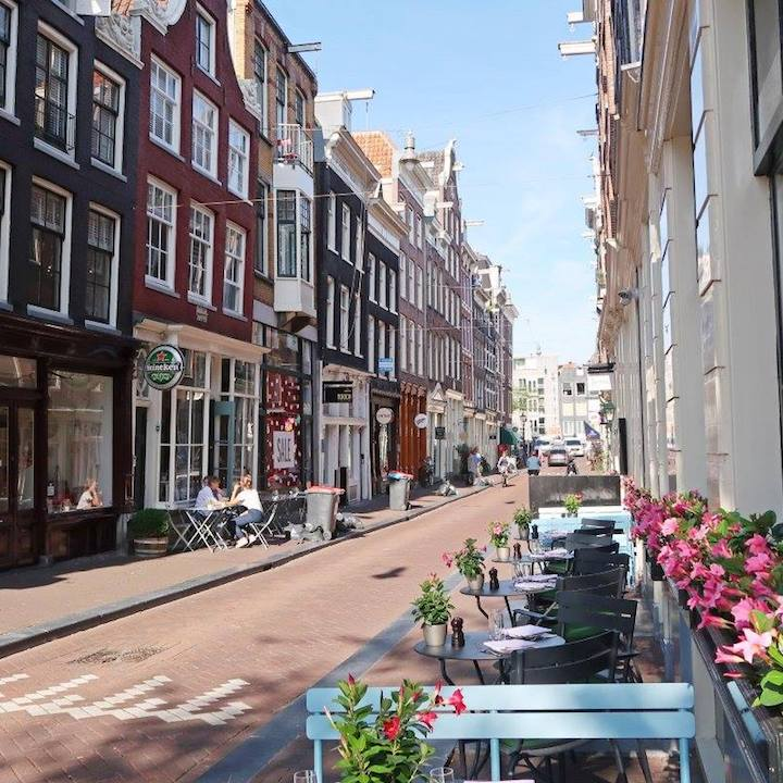 travel city guide amsterdam shop nine streets