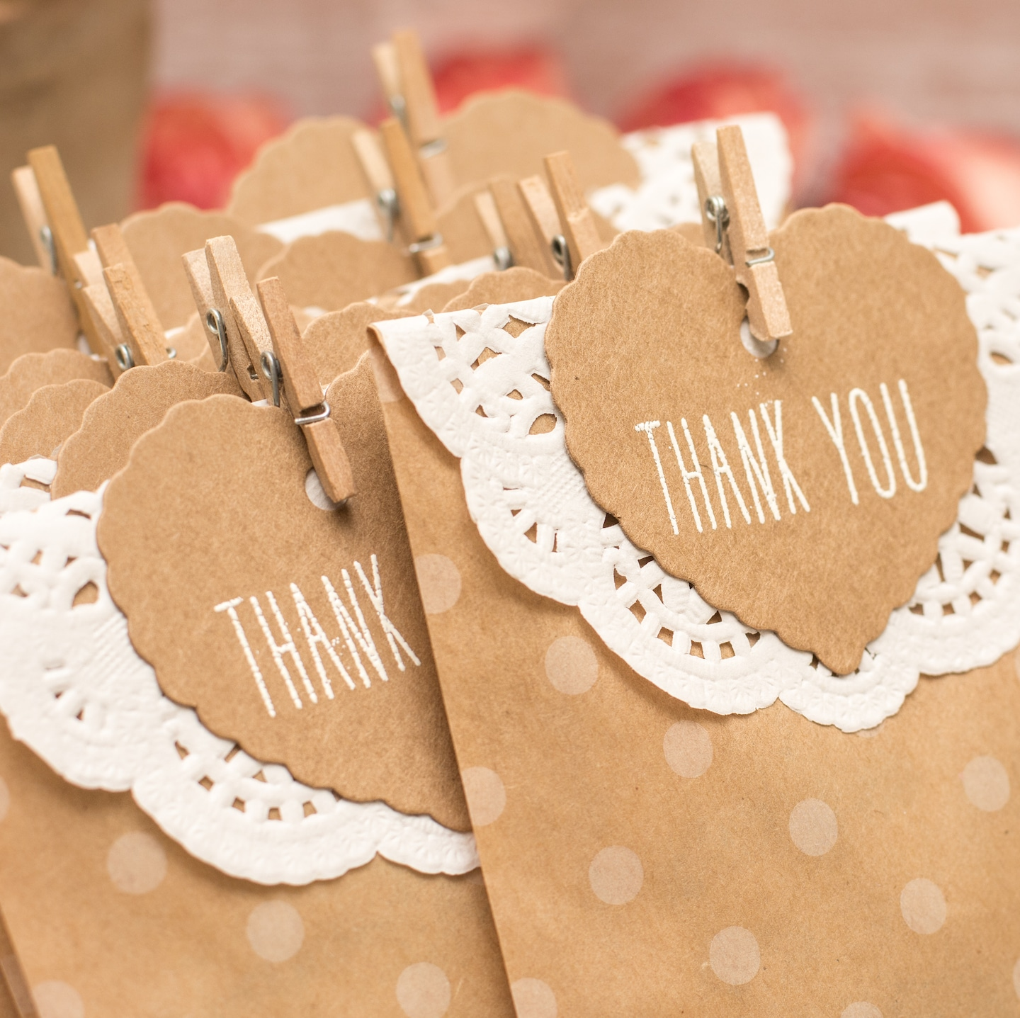 weddings-favours guests thank you presents