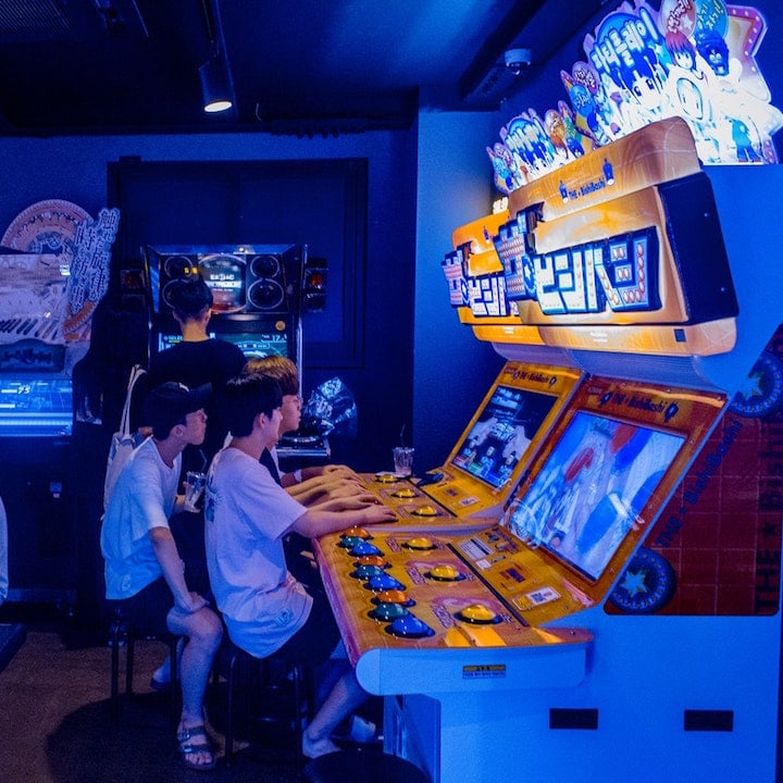 rainy day guide video games arcade