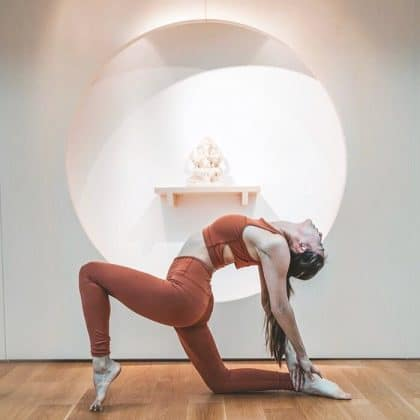 One Yoga Studio's Newest Branch Just Opened In Central