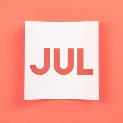 10 Events For Your Diary This July