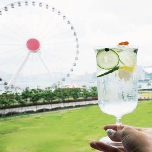 Gin Festival HK august events