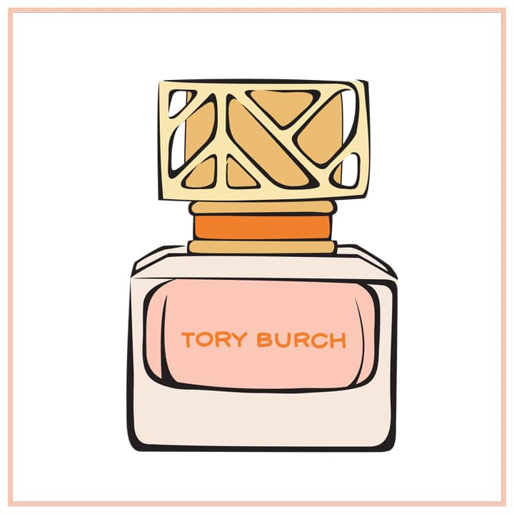 Tory Burch's fragrance Tory Burch