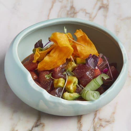 Cook Like A Pro: Tuna Tartare Recipe From TokyoLima