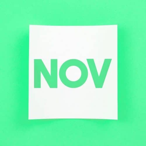 10 Events For Your Diary This Novemer