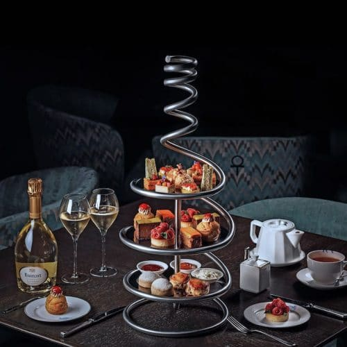 Win A Quintessential Afternoon Tea Experience At Statement!
