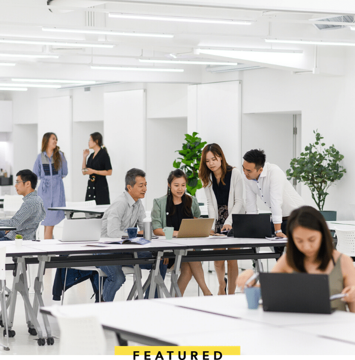 Co-Working In Hong Kong: theDesk