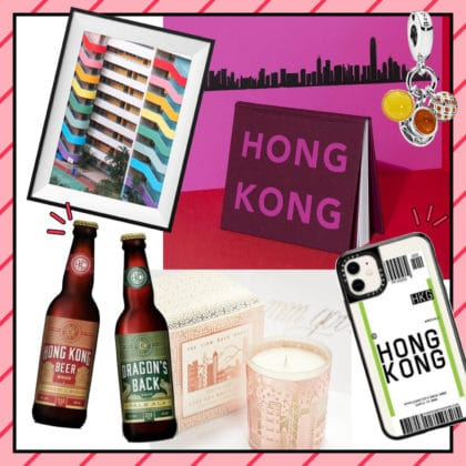 Hong Kong Themed Gift Guide