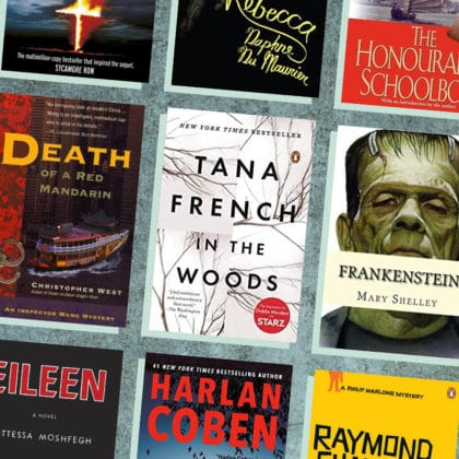 Thriller Novels To Read