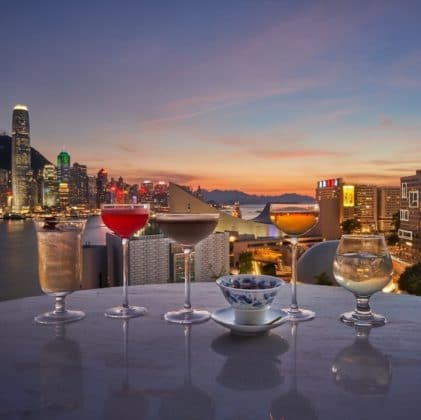 Where to Drink in Hong Kong Ye Shanghai