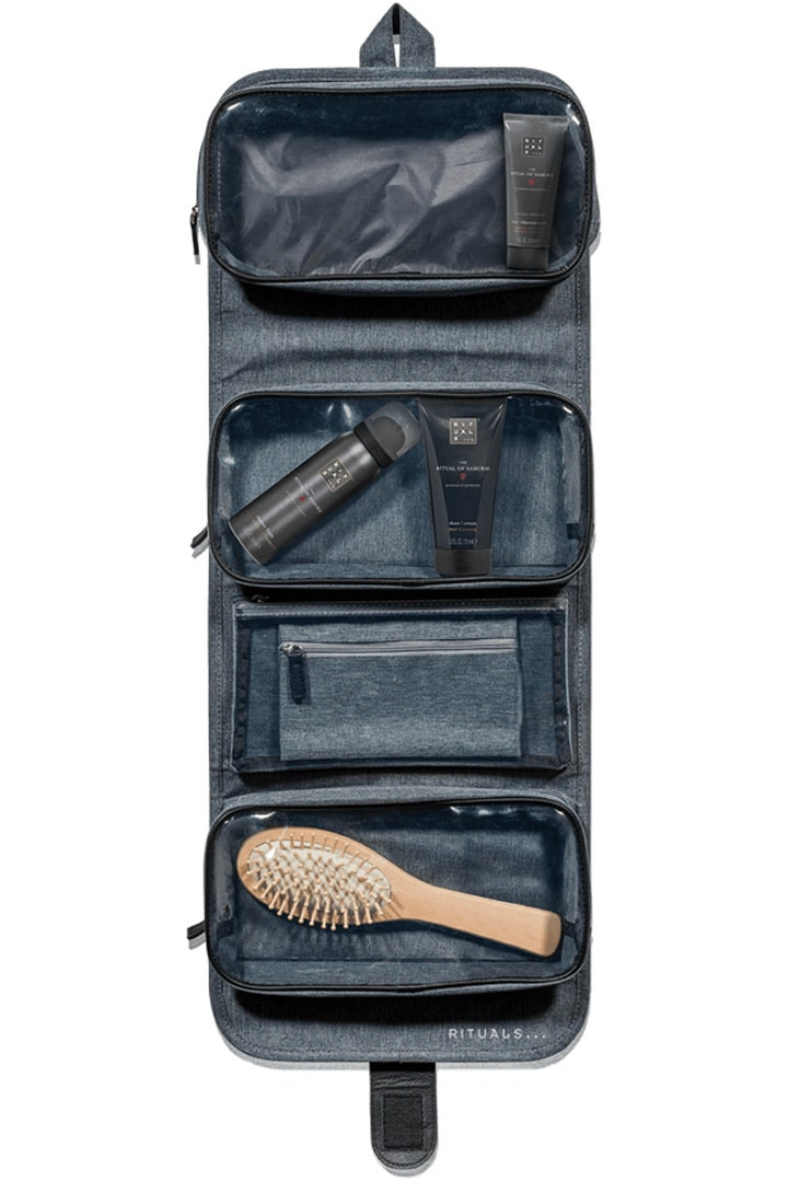 Travel & Experiences: Rituals Travel Bag