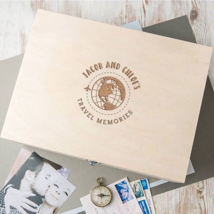 Gifts Less Ordinary Travel Momento Box