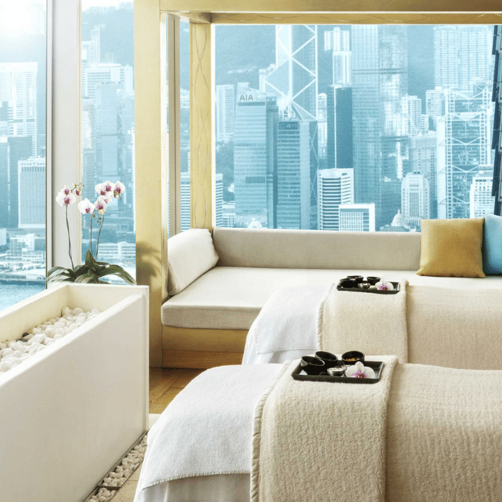 W Hong Kong Flash Sale: Bliss spa