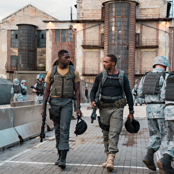 New On Netflix January: Outside The Wire